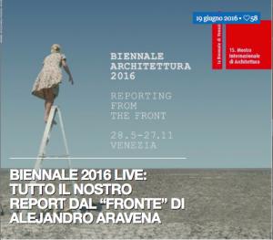 Biennale 2016 Live