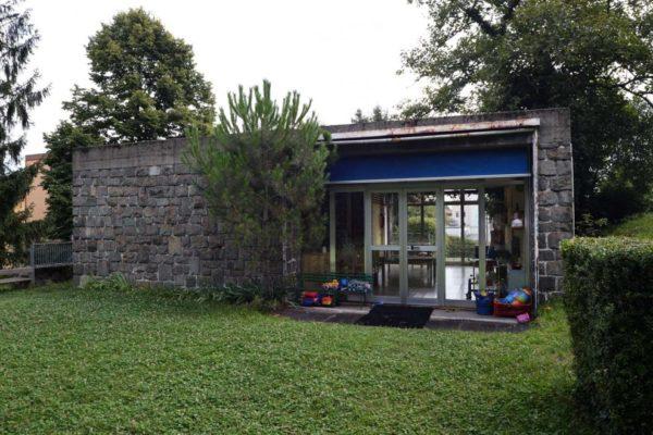 Ivrea Kindergarten by Figini&Pollini