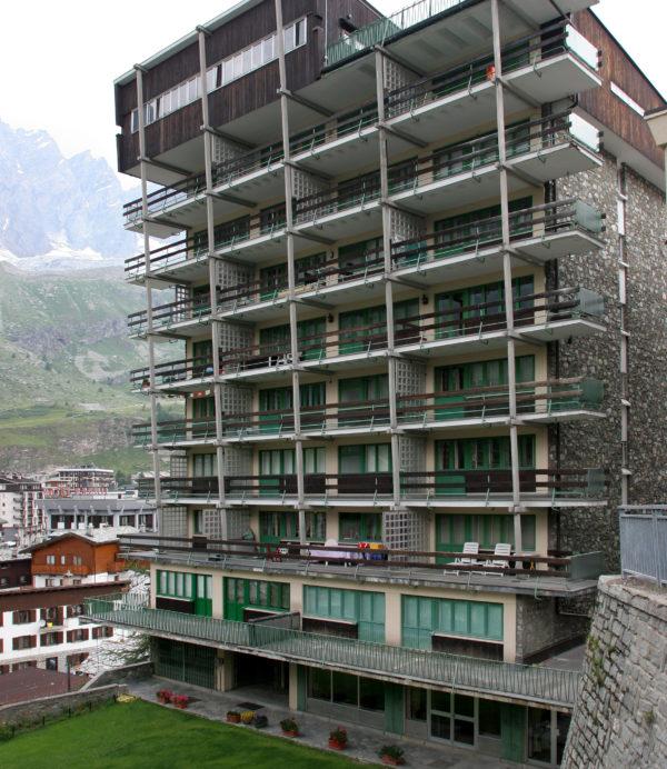 Casa del Sole by Carlo Mollino