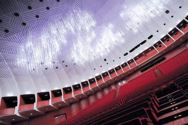 Teatro Regio by Carlo Mollino
